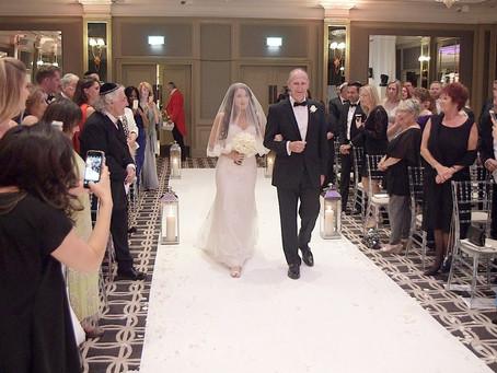 Wedding Video Churchill Hotel, London | W4 Wedding Films