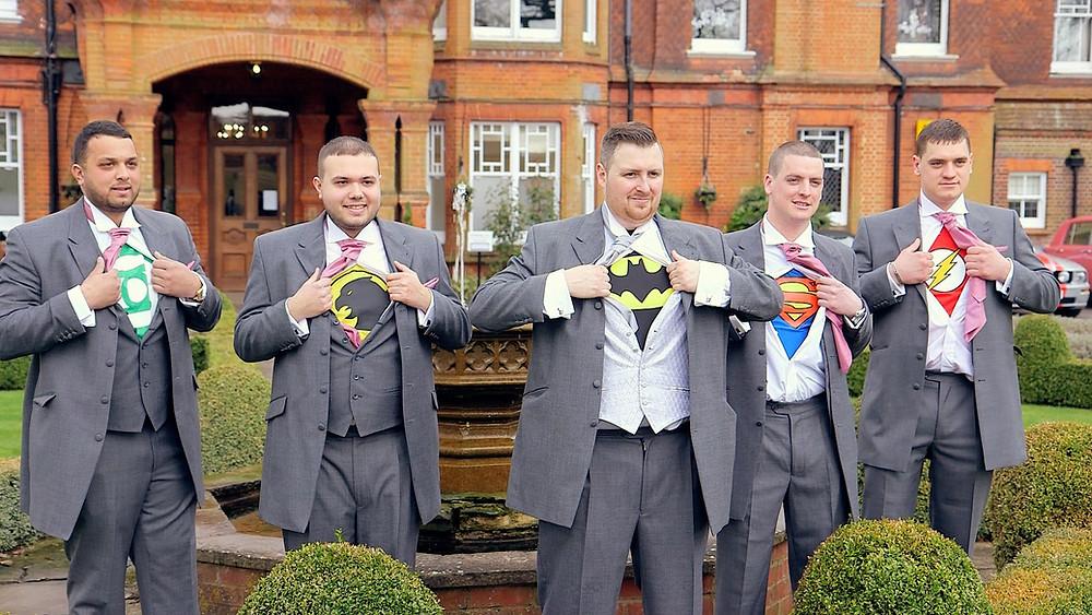 Woodlands Park Hotel Wedding Videography