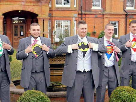 American cars, Frank Sinatra and more! A wedding video at Woodlands Park Hotel in Cobham, Surrey