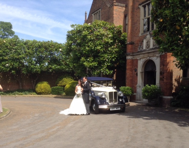 Wedding Car Hire Great Fosters