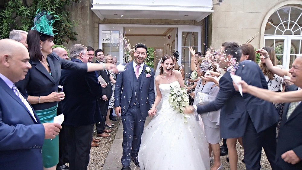 Northbrook Park Wedding Videographer