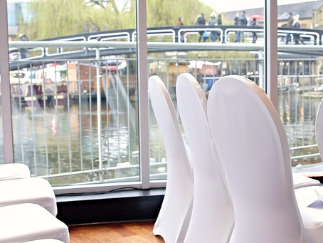 Our wedding video at the Holiday Inn, Camden Lock, London.