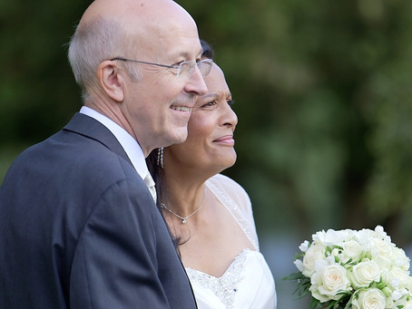 Riverbanks and Flowers. Our wedding video at Oakley Court in Windsor