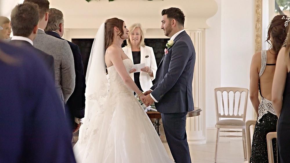 Northbrook Park Videographer | Surrey | W4 Wedding Films