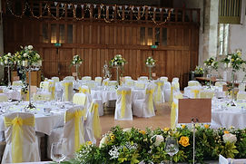 surrey wedding florist