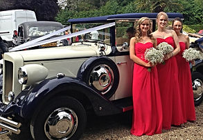 Inside the Regent | Car hire for weddings, Surrey, Berkshire, Hampshire and West London