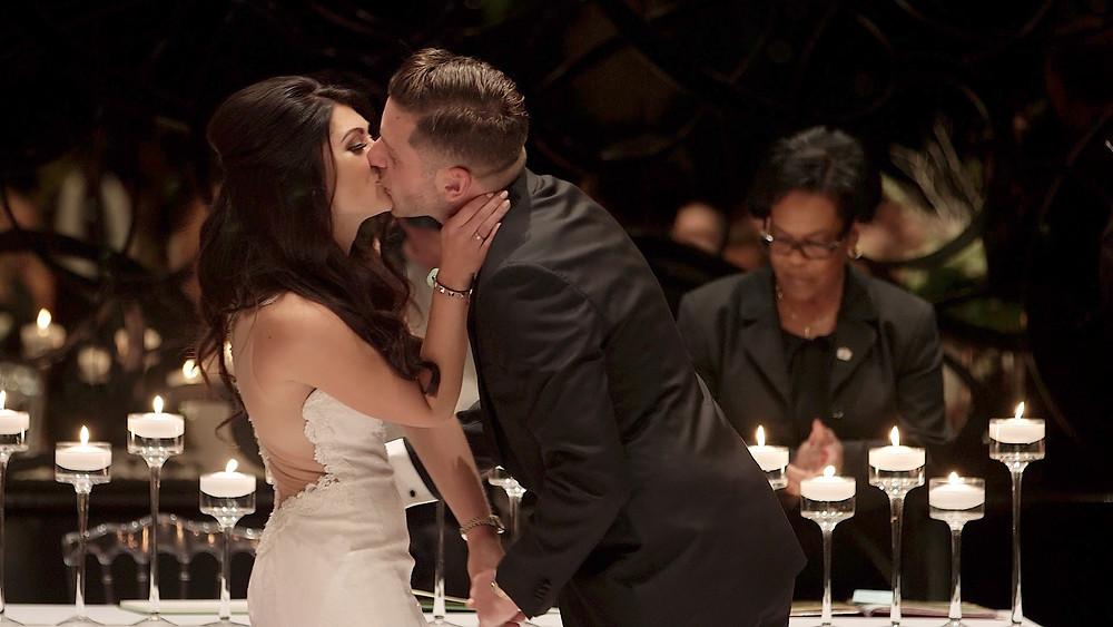 May Fair Hotel Wedding Videographer