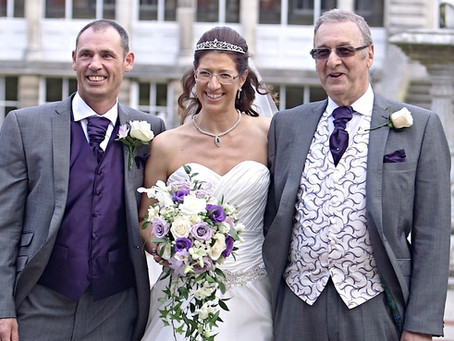 Royal Holloway Wedding Video | W4 Wedding Films | Surrey Videographers