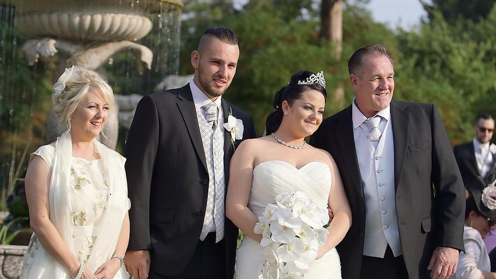Wedding Video at Oakley Court