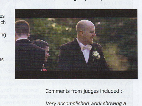 W4 Wedding Films are in the press!