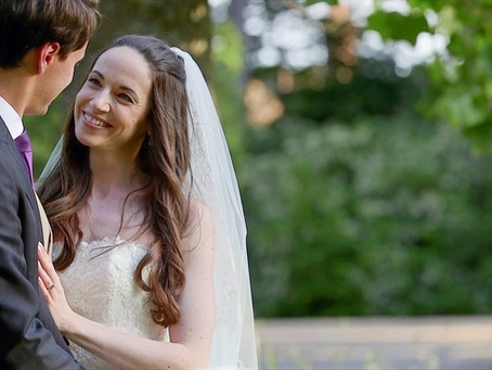 Ramster Hall Wedding Videographer | Surrey | W4 Wedding Films