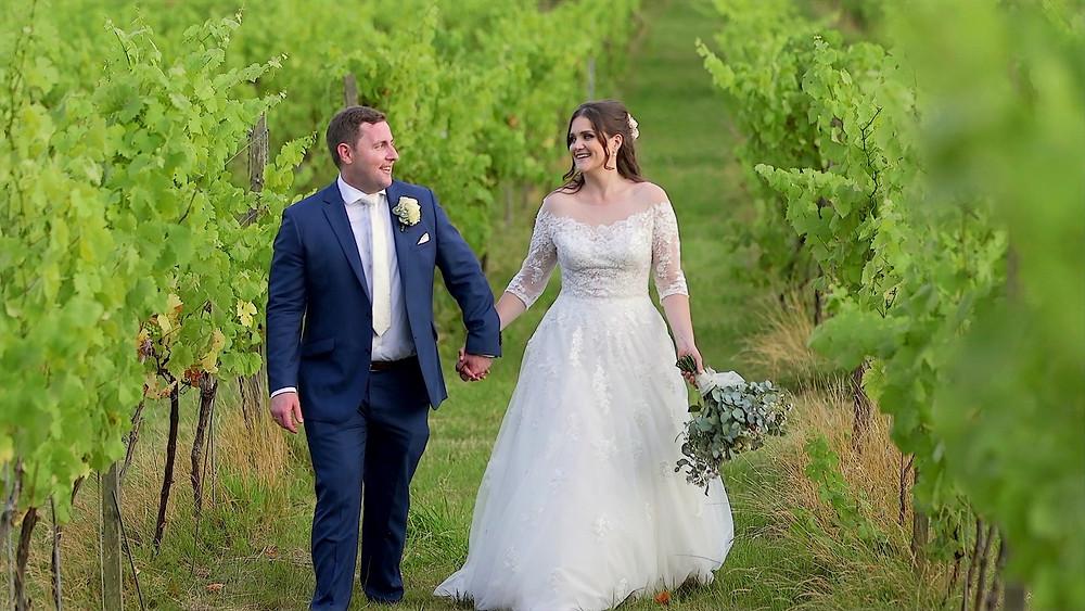 Denbies Wine Estate Wedding Videographer