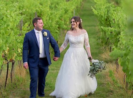 Denbies Wine Estate Wedding Video | W4 Wedding Films