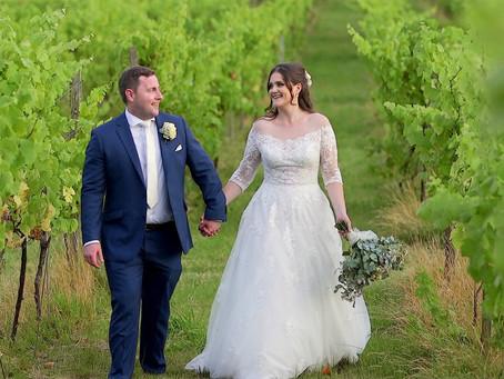 Denbies Wine Estate Wedding Video | W4 Wedding Films
