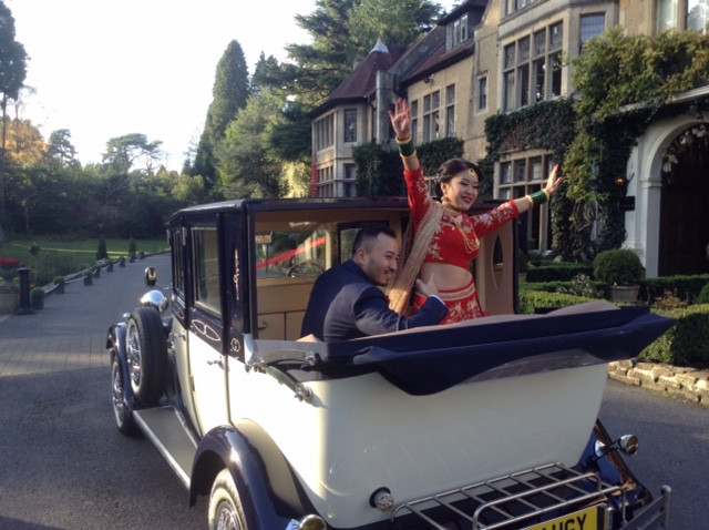 Frimley Hall Hotel | Wedding Car Hire