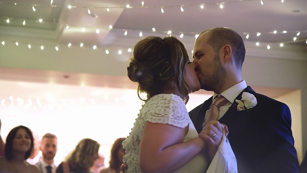 Bingham Riverside Wedding Videographer