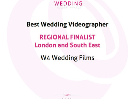 Regional Finalists | Wedding Industry Awards | Best Videographers in the South East
