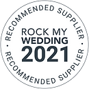 Rock my Wedding Supplier Badge - W4 Wedding Films