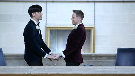 Gay Marriage and Same Sex Wedding Videographer | W4 Wedding Films