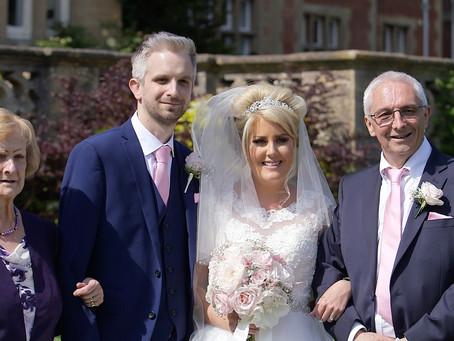 Easthampstead Park Wedding Videographer | W4 Wedding Films