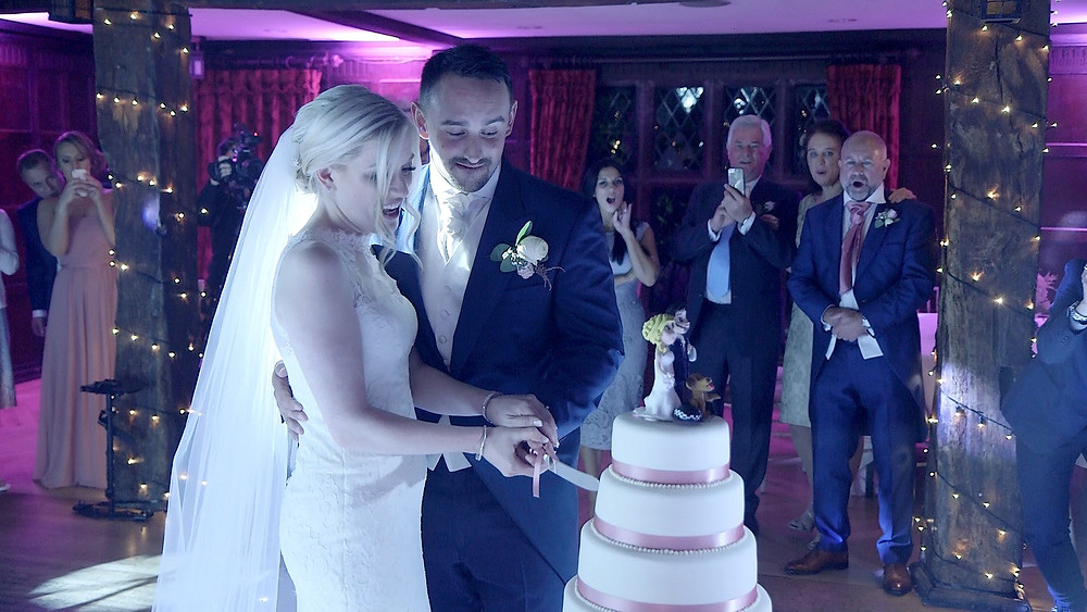 Great Fosters Wedding Video