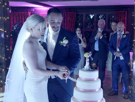 Great Fosters Wedding Video | Egham, Surrey | W4 Wedding Films