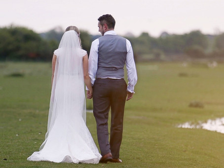 Farbridge Wedding Videographer | West Sussex | W4 Wedding Films