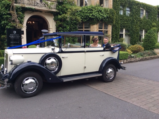 Wedding Car Hire | Frimley Hall Hotel