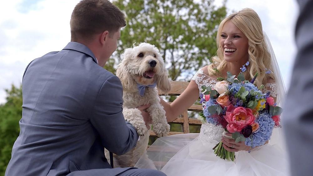 Wedding Video at Botleys Mansion