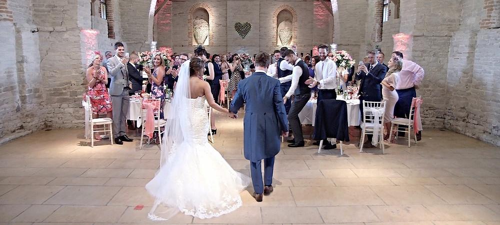 Petersfield Wedding Videographer