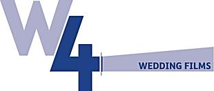 W4 Wedding Films logo - Surrey Wedding Videography