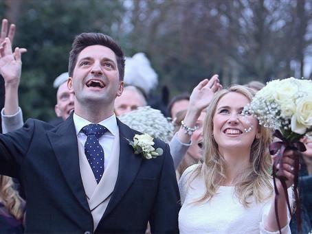Wedding Video at the Wentworth Club, Virginia Water, Surrey