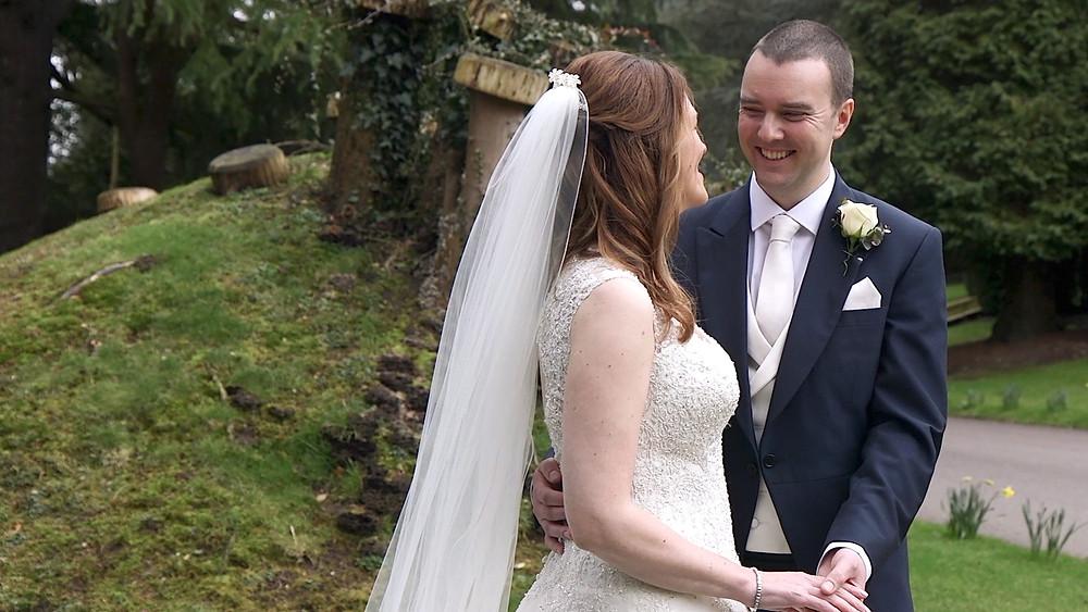 Royal Berkshire Hotel Wedding Videographer