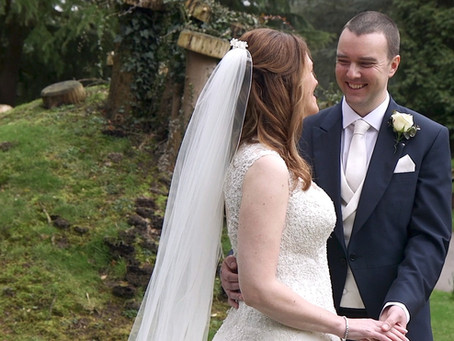 Royal Berkshire Hotel Wedding Videographer | W4 Wedding Films