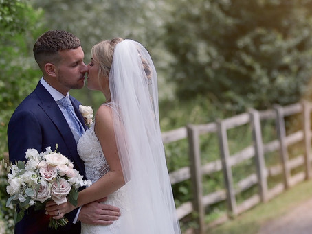 Notley Abbey Wedding Videography | Buckinghamshire | W4 Wedding Films