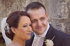Carla and Des Irish Wedding