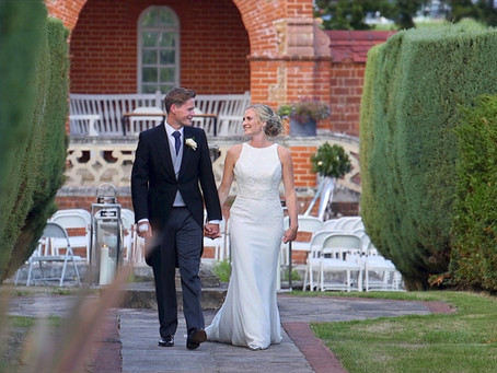 Frensham Heights Wedding Videographer | W4 Wedding Films