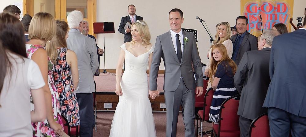 Church Wedding Videographer