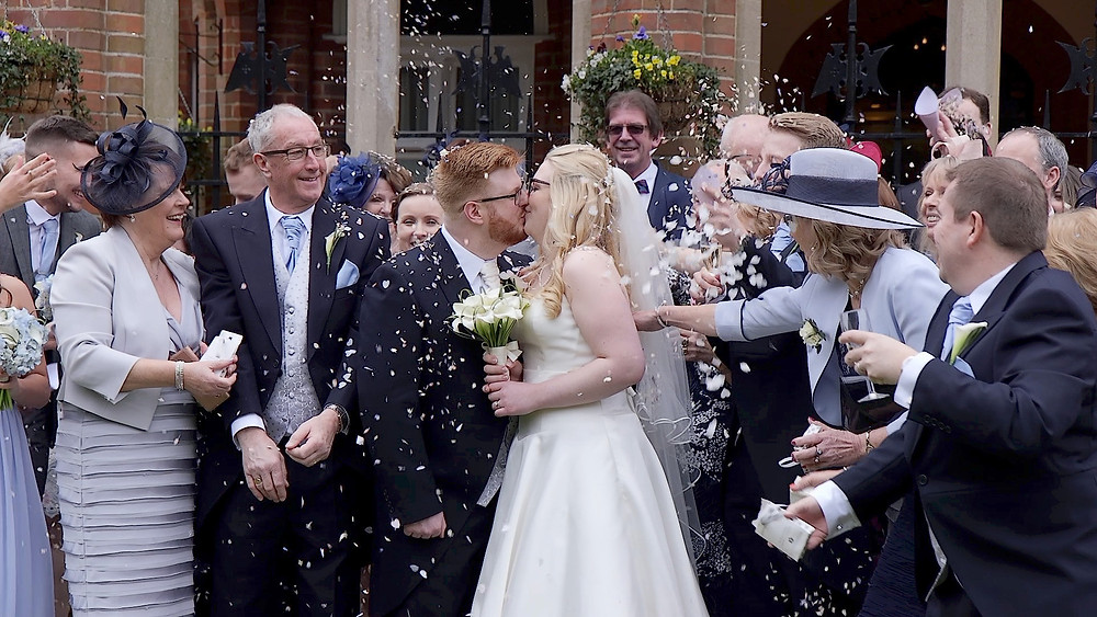 Audleys Wood Wedding Videographer