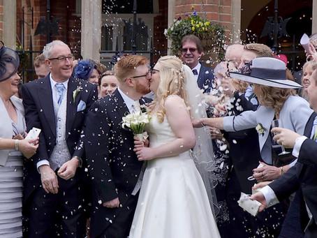 Audleys Wood Wedding Video | W4 Wedding Films | Basingstoke