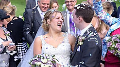 Fiona and Jamie's wedding Confetti