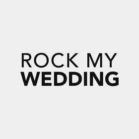 We are now an official 'Rock My Wedding' supplier