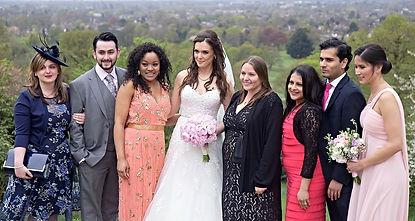 Ealing Abbey Wedding Videographer | W4 Wedding Films