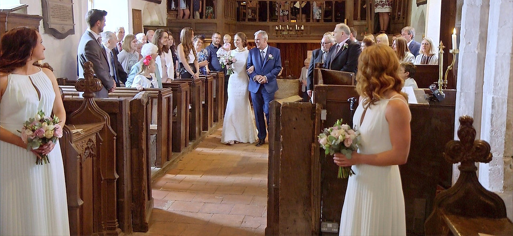 Dorney Court Wedding Videographer