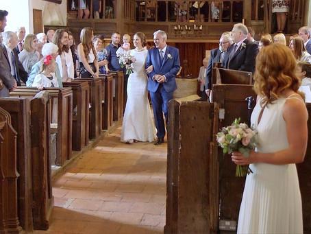 Dorney Court Wedding Videographers | Buckinghamshire | W4 Wedding Films