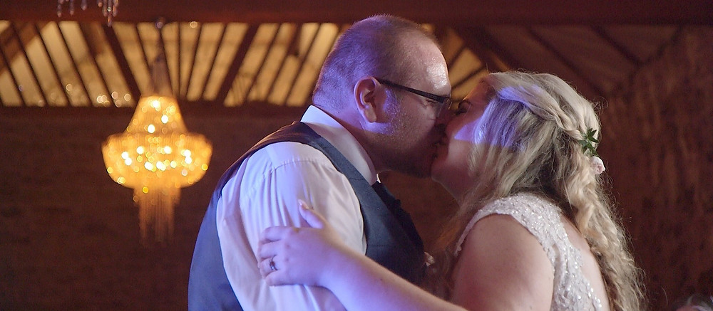 Wedding Video at Notley Abbey