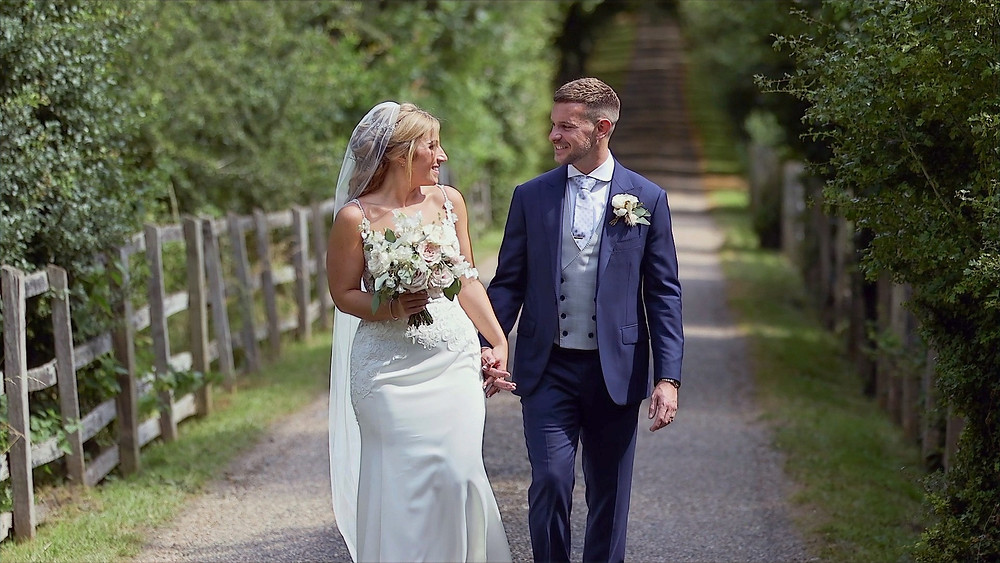 Notley Abbey Wedding Videographer