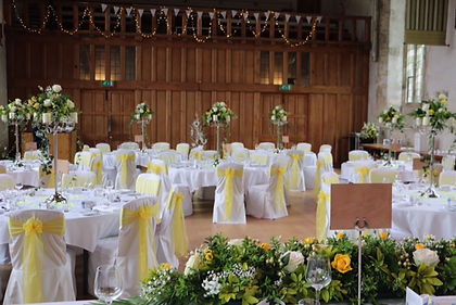 Angel wedding flowers surrey