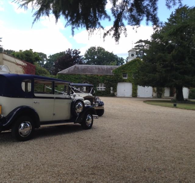 Northbrook Park Wedding Cars