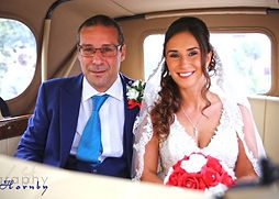 Car hire for weddings, Surrey, Berkshire, Hampshire and West London